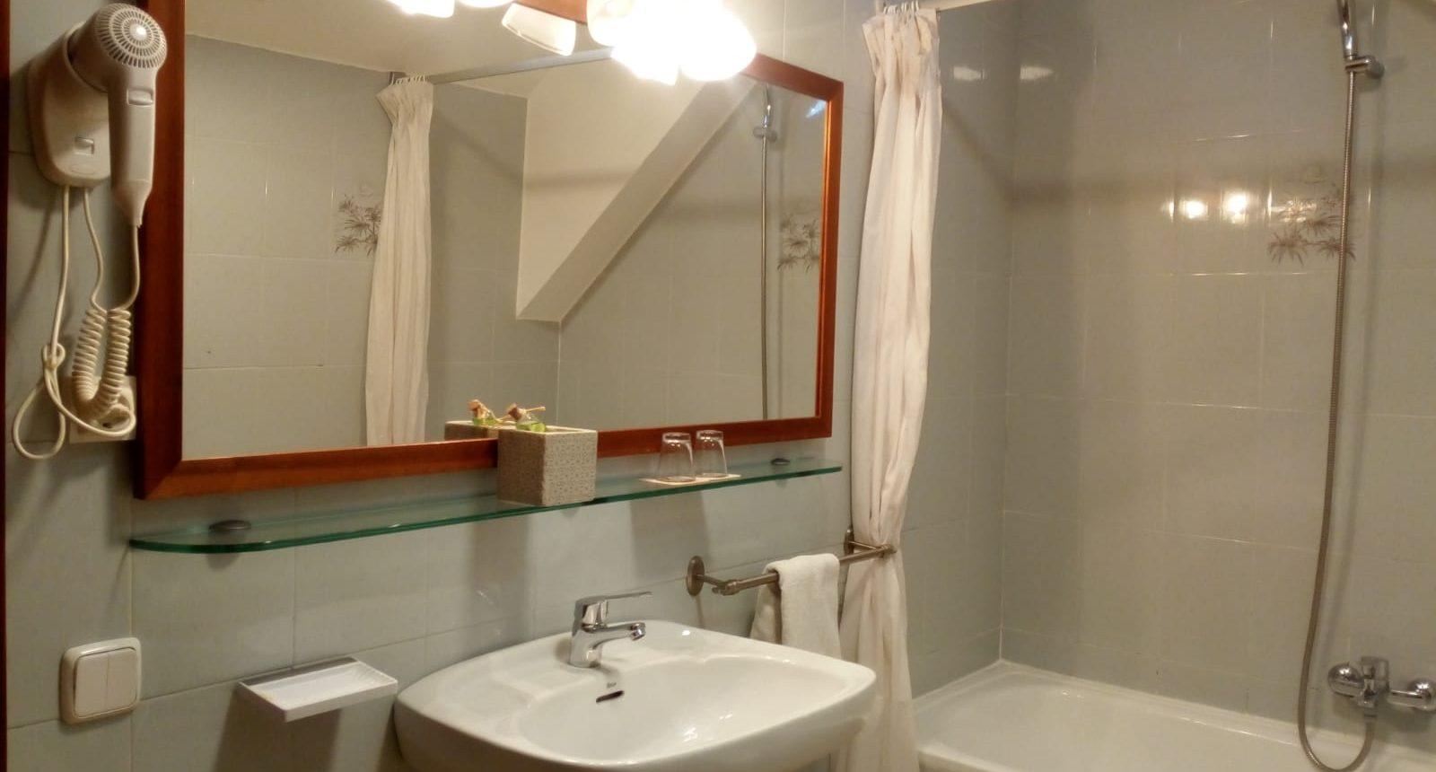 Baño Hab. Cuádruple