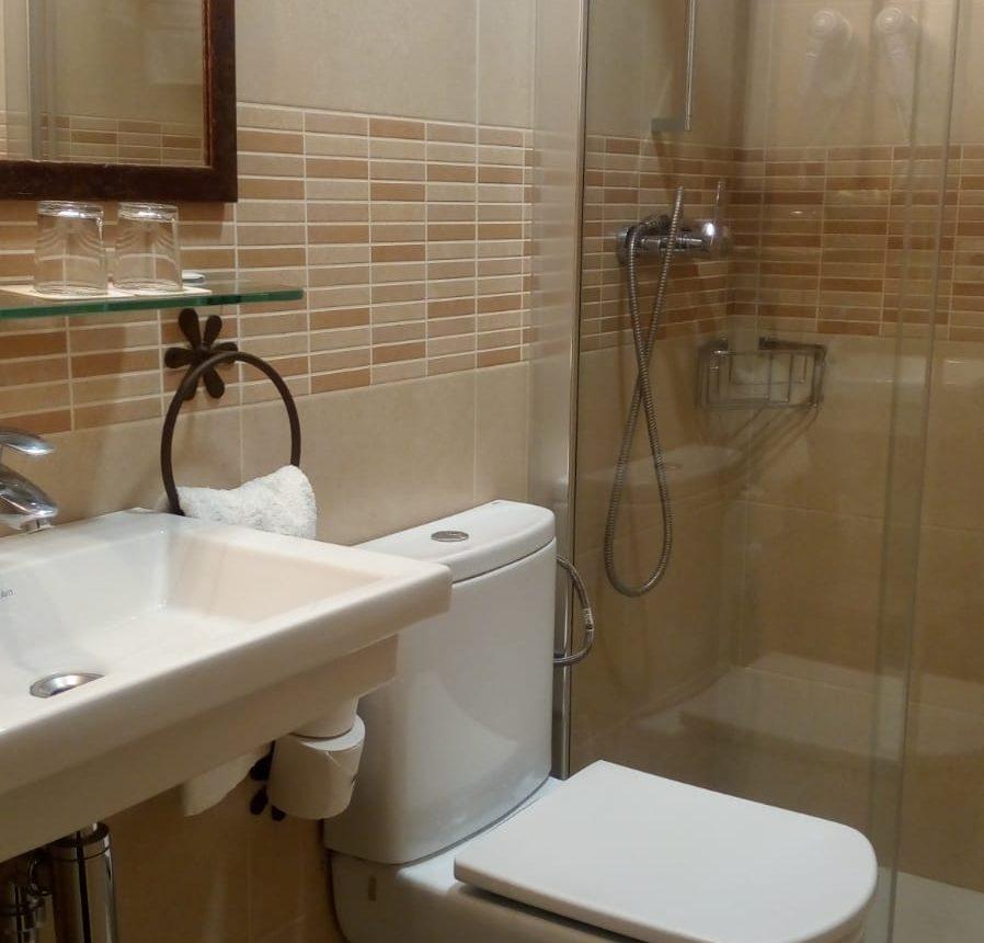 Baño Hab. DB Sencilla B